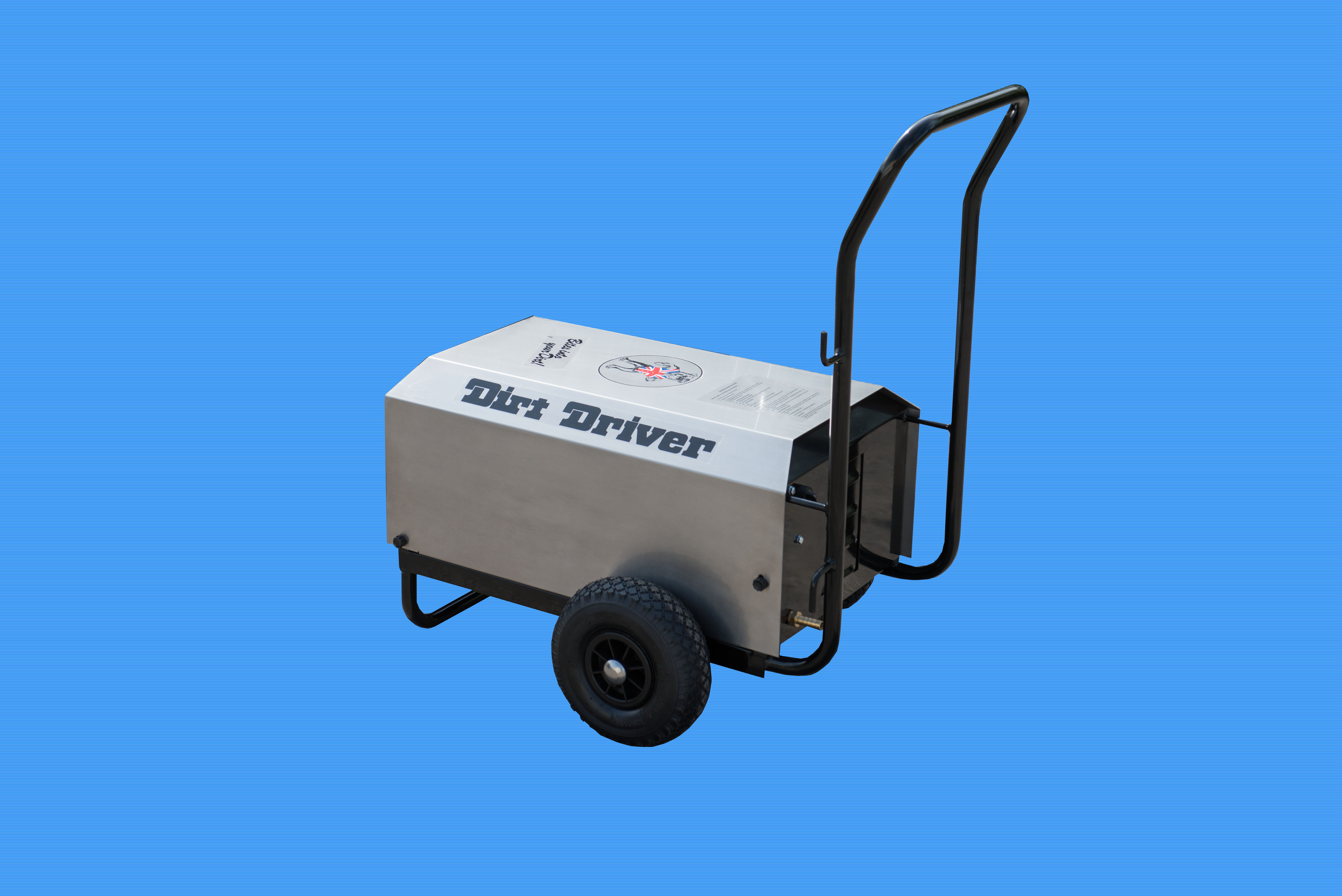 High Pressure Cold Water Washer Dirt Driver