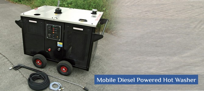 Diesel Powered Mobile