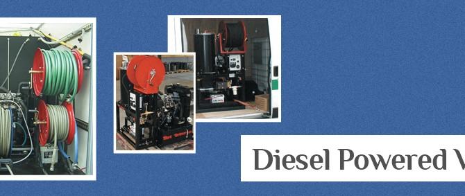 Diesel Powered Van Pack
